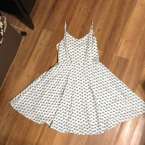 NWT Old Navy Fit and Flare Tank Dress